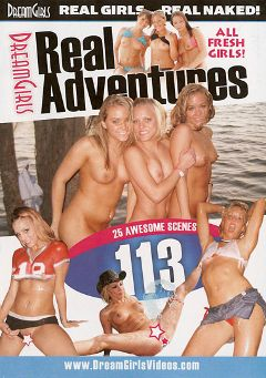 "Adult entertainment movie ""Real Adventures 113"". Produced by Dream Girls."