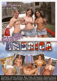 "Just Added presents the adult entertainment movie ""Flash America 11""."