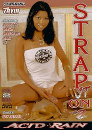 """Just Added presents the adult entertainment movie """"Strap It On 2""""."""