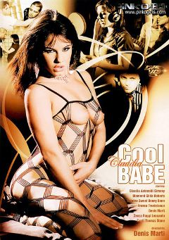 "Adult entertainment movie ""Cool Babe: Claudia"" starring Claudia Antonelli, Bonny Bo & Leonardo Conti. Produced by Pinko Enterprises."