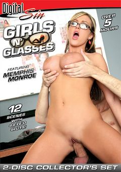 "Adult entertainment movie ""Girls N' Glasses"" starring Memphis Monroe, Morgan Layne & Phoenix Marie. Produced by Digital Sin."