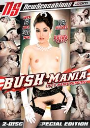 "Featured Star - Gianna Michaels presents the adult entertainment movie ""Bush-Mania""."