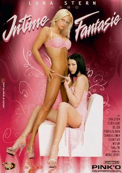 "Adult entertainment movie ""Intime Fantasie"" starring Luna Stern, Shanine Drews & Zoe Trope. Produced by Pinko Enterprises."