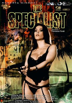 "Adult entertainment movie ""The Specialist"" starring Roberta Missoni, Alex Forte & Sabrina Sweet. Produced by Pinko Enterprises."