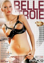 """Just Added presents the adult entertainment movie """"Belle E Troie""""."""