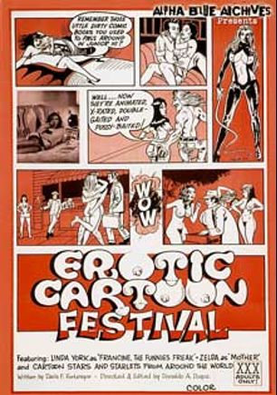 Erotic Cartoon Festival, produced by Alpha Blue Archives.