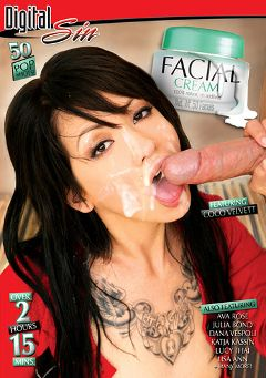 "Adult entertainment movie ""Facial Cream"" starring Coco Ono Velvet, Angel Cummings & Amber Sky. Produced by Digital Sin."