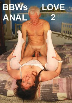 "Adult entertainment movie ""BBW's Love Anal 2"" starring Paige Owens & Carl Hubay. Produced by Hot Clits Video."