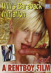 Gay Adult Movie Will's Bareback Initiation