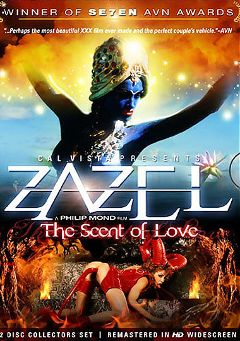 "Adult entertainment movie ""Zazel"" starring Gina LaMarca, Brooke Lane & Jon Severini. Produced by Cal Vista Pictures."