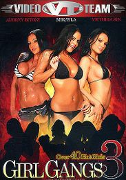 "Just Added presents the adult entertainment movie ""Girl Gangs 3""."