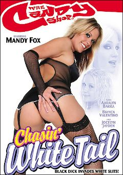 "Adult entertainment movie ""Chasin' White Tail"" starring Mandy Fox, Jocelin Jayden & Bianca Valentino. Produced by Candy Shop."