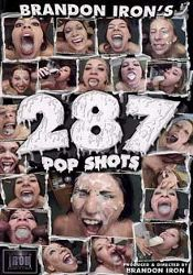 Straight Adult Movie Brandon Iron's 287 Pop Shots