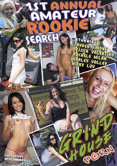 "Adult entertainment movie ""1st Annual Amateur Rookie Search"" starring Harley Valley, Rachel Milan & Jayden Simone. Produced by Acid Rain."