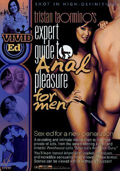 "Adult entertainment movie ""Expert Guide To Anal Pleasure For Men"" starring Jandi Lin, Penny Flame & Christian XXX. Produced by Vivid Entertainment."