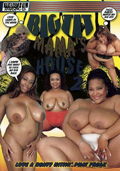 "Adult entertainment movie ""Big Tit Mama's House 2"". Produced by Robert Hill Releasing Co.."