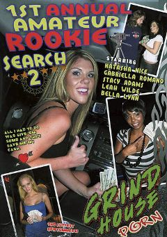 "Adult entertainment movie ""1st Annual Amateur Rookie Search 2"" starring Stacy Adams, Bella Lynn & Gabriella Romano. Produced by Acid Rain."