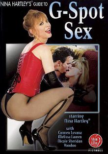 Nina Hartley's Guide To G-Spot Sex