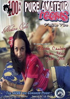 "Adult entertainment movie ""100 Percent Pure Amateur Teens 2"" starring Jade Jillis, Cherise Canders & Dawn. Produced by Platinum Media."