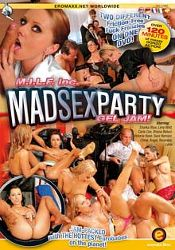 Straight Adult Movie Mad Sex Party: Gel Jam
