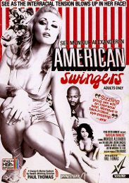 """Featured Category - Swinger presents the adult entertainment movie """"American Swingers""""."""