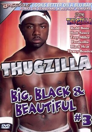 Gay Adult Movie Thugzilla: Big, Black And Beautiful 3