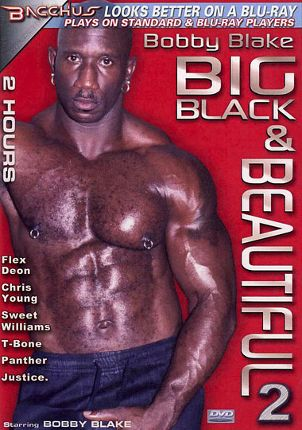 Gay Adult Movie Bobby Blake: Big, Black And Beautiful 2