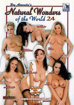 "Adult entertainment movie ""Natural Wonders Of The World 24"" starring Michelle Doren, Marketa & Anastasia Christ. Produced by Blue Coyote Pictures."