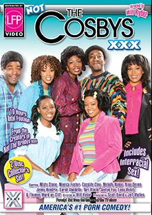 Not The Cosbys XXX, starring Cynthia Damage, Melody Nakai, Nina Devon, Monica Foster, Misty Stone, Thomas Ward, Lana Violet, Brynn Tyler, Sarah Vandella, Tori Black, James Bartholet, Jaelyn Fox, Eric Swiss, Jenny Hendrix, Cassidy Clay, Tee Reel, Teagan Presley, Tyler Knight, Dick James, Jenna Haze, Danny Mountain, Scott Lyons, Mike Horner, Evan Stone and Jay Ashley, produced by X Play and Hustler.