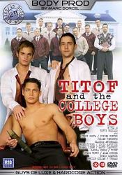Gay Adult Movie Titof And The College Boys