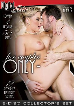 "Adult entertainment movie ""For Couples Only"" starring Alexis Texas, Lana Violet & Bree Olson. Produced by Digital Sin."