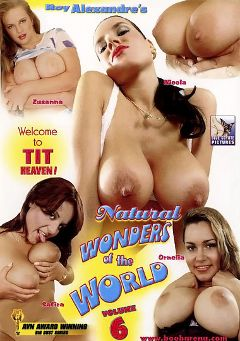 "Adult entertainment movie ""Natural Wonders Of The World 6"" starring Nicola, Safira & Zuzana. Produced by Blue Coyote Pictures."