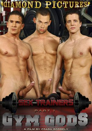 Gay Adult Movie Sex Trainers: Gym Gods