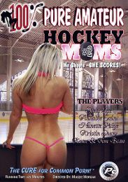 "Just Added presents the adult entertainment movie ""100 Percent Pure Amateur Hockey Moms 2""."
