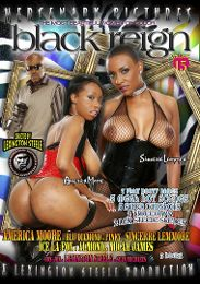 "Featured Studio - Mercenary Pictures presents the adult entertainment movie ""Black Reign 15""."