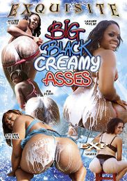 "Just Added presents the adult entertainment movie ""Big Black Creamy Asses""."