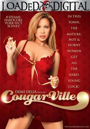 "Featured Studio - Loaded Digital presents the adult entertainment movie ""Cougar-Ville""."