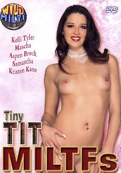 "Adult entertainment movie ""Tiny Tit Miltfs"" starring Kelli Tyler, Salva & Mascha. Produced by Totally Tasteless Video."