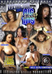 "Featured Studio - Mercenary Pictures presents the adult entertainment movie ""Lexington Loves Big Black Tits""."