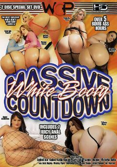 "Adult entertainment movie ""Massive White Booty Countdown Part 2"" starring Alexis Texas, Georgia Peach & Flower Tucci. Produced by West Coast Productions."