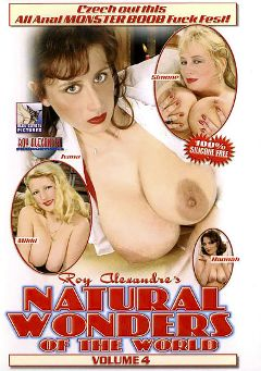 "Adult entertainment movie ""Natural Wonders Of The World 4"" starring Hannah, Ivana & Simone *. Produced by Blue Coyote Pictures."