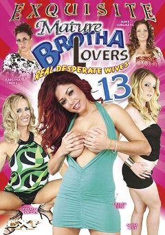 "Adult entertainment movie ""Mature Brotha Lovers 13"" starring Hellen Cielo, Kaylina Rose & June Summers. Produced by EXP Exquisite."