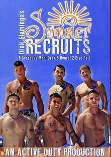 Summer Recruits, starring Dorian (Pink Bird Media), Domenica (m), Kaden Saylor, DJ, Conrad, Brian, David (Pink Bird Media), Cash (m) and David, produced by Active Duty.