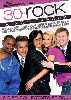 "Adult entertainment movie ""30 Rock A XXX Parody"" starring Ashlynn Brooke, Lisa Ann & Paul Woodcrest. Produced by New Sensations."