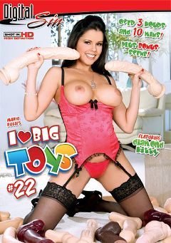 "Adult entertainment movie ""I Love Big Toys 22"" starring Austyn, Angel Cummings & Diamond Kitty. Produced by Digital Sin."