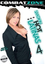 """Just Added presents the adult entertainment movie """"Smokin Hot Latinas 4""""."""