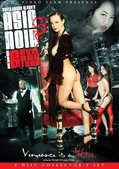 "Adult entertainment movie ""Asia Noir 6"" starring Coco Ono Velvet, Ange Venus & Destiny. Produced by Metro Media Entertainment."