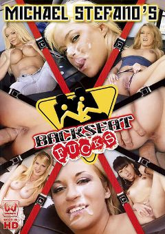 "Adult entertainment movie ""Backseat Fucks"" starring Miley Villa, Pure Shuga & Crista Moore. Produced by Michael Stefano Productions."