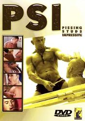 Gay Adult Movie PSI: Pissing Studs Impressive