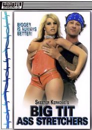 "Just Added presents the adult entertainment movie ""Big Tit Ass Stretchers""."
